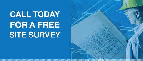 call today for a free survey